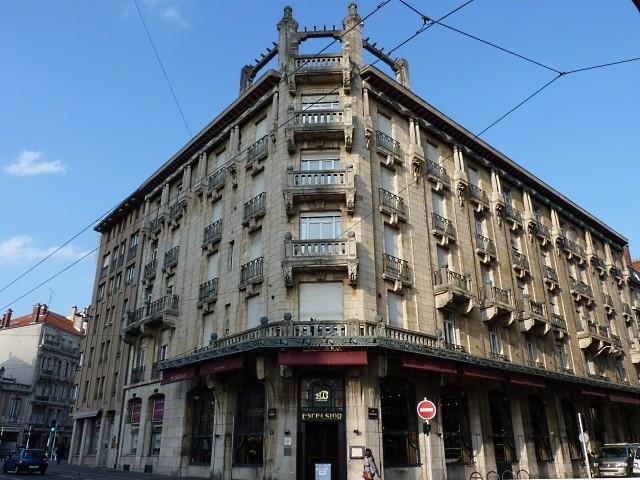 Art nouveau Nancy 10 Marc de Metz 2011