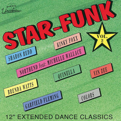 V.A. - Star Funk Vol.2 - Complete CD