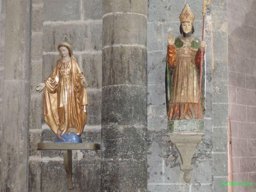 Chanteuges (43) -2 le prieuré