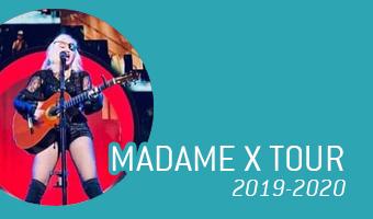 Tournées de Madonna