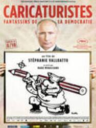 Affiche Caricaturistes - Fantassins de la démocratie
