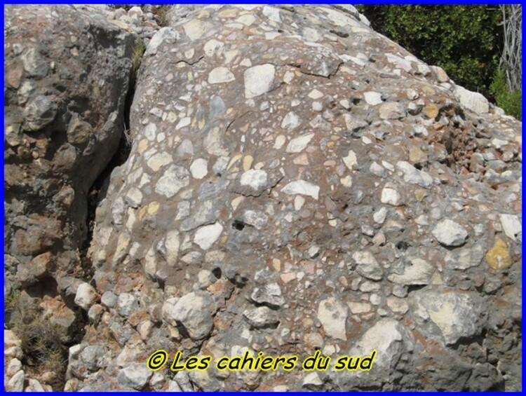 Sentier du vertige - Ste Victoire, le Cantilène