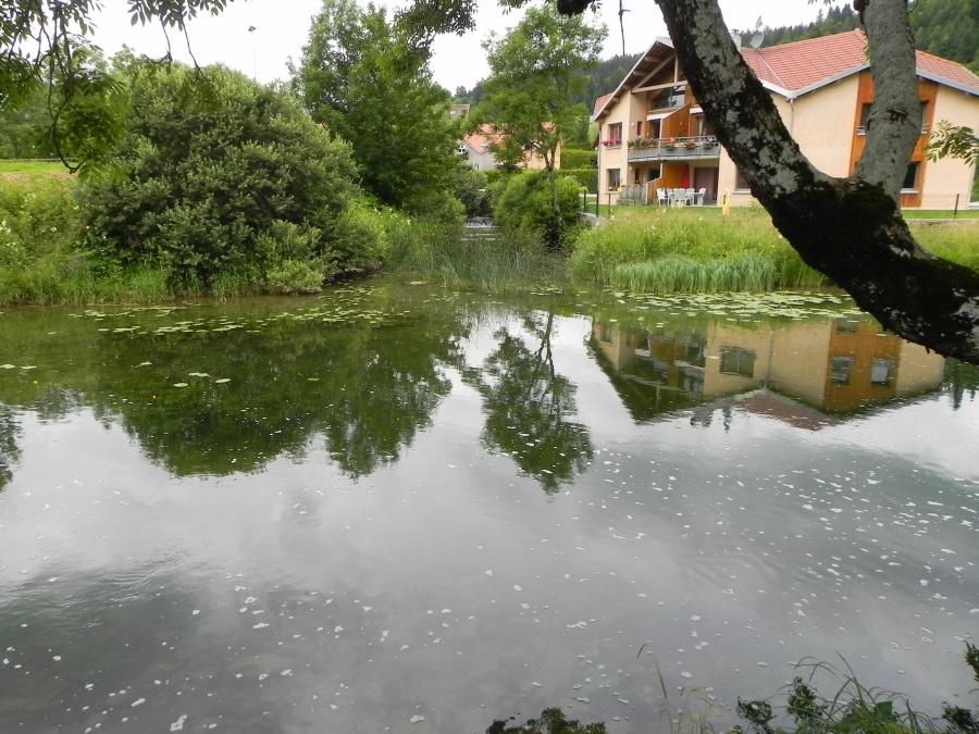 Le village d'Oye et Pallet