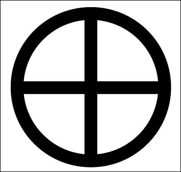 Super Symboles astrologiques des planètes - L'astrologie stellaire EO05