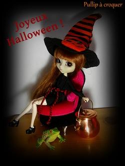 Tenue du jour : Spécial Halloween !