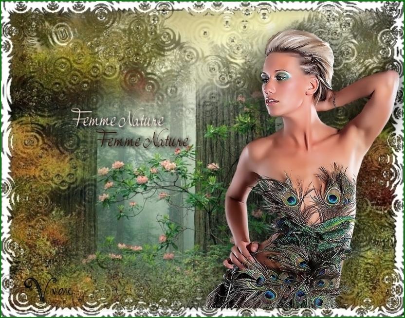 Femmes nature