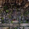 L'Ajoupa-Bouillon - La grotte de la Vierge (à gauche de l'église) - Photo Yvon