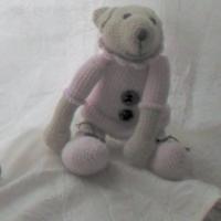 Louise au crochet (moyen modèle)
