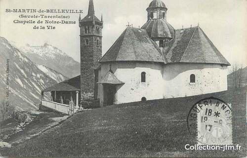 Eglise de Notre-Dame-de-Vie (Savoie)