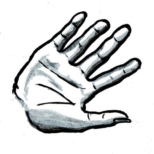 De nouvelles mains folles...
