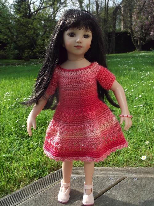 La robe d'Eponine