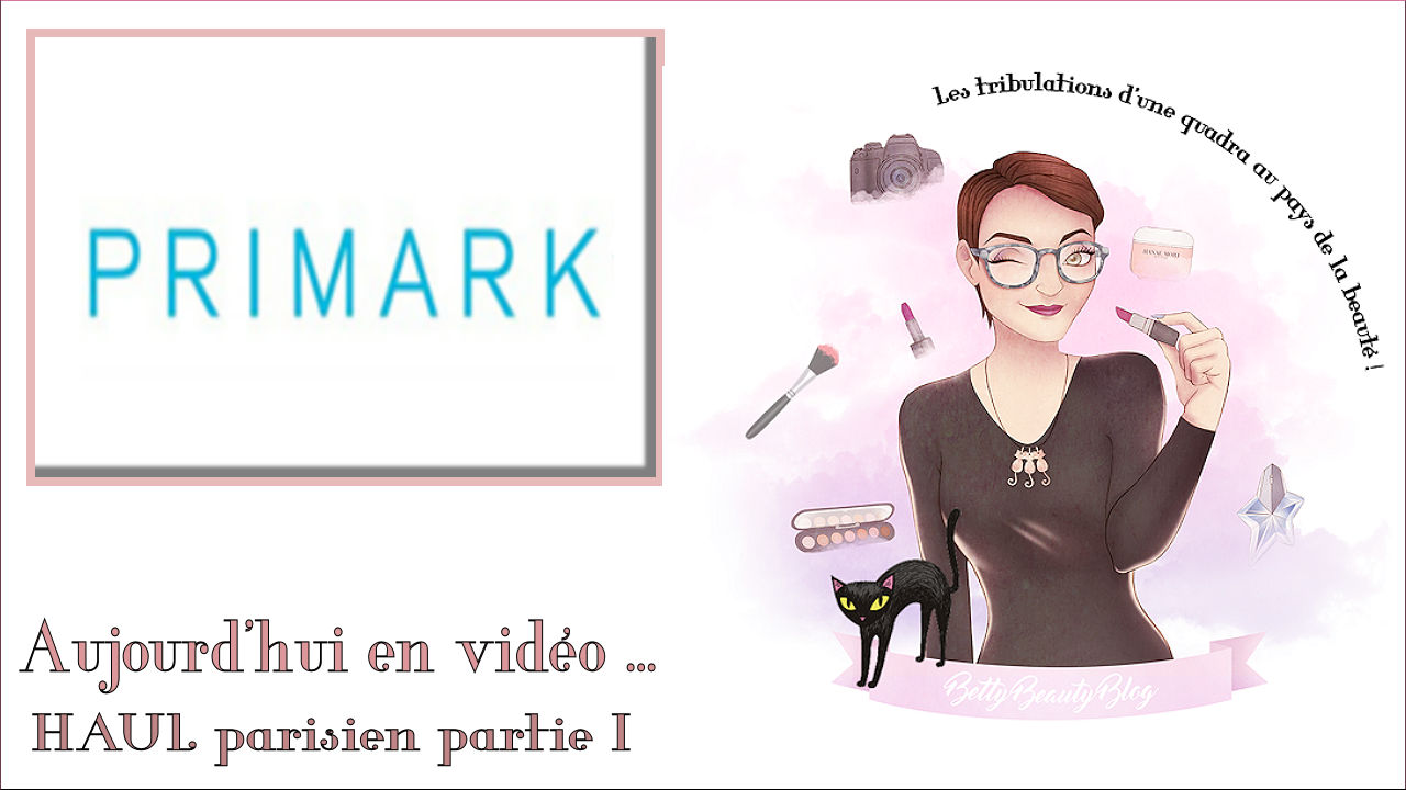 HAUL parisien partie 1 Primark
