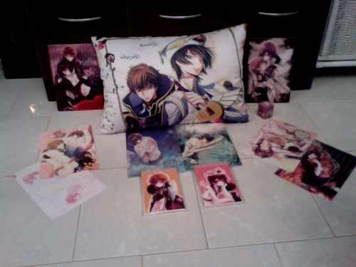 Ma collection 8D