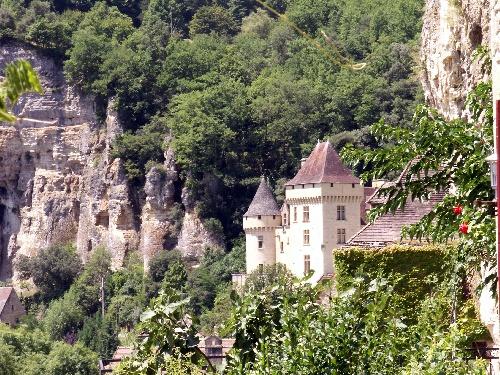 La Roque-Gageac (Dordogne)