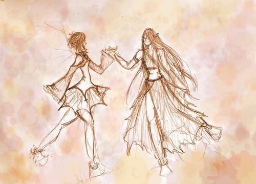 faery dance