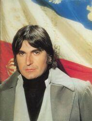 02 octobre 1984 : Première de Serge Lama