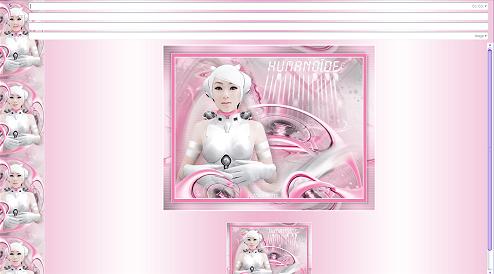 Papier Fantasy Futuriste 03