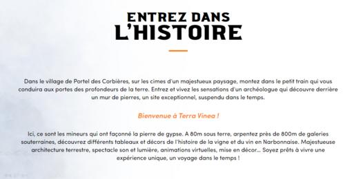Térra Vinéa Aude Languedoc-Roussillon!