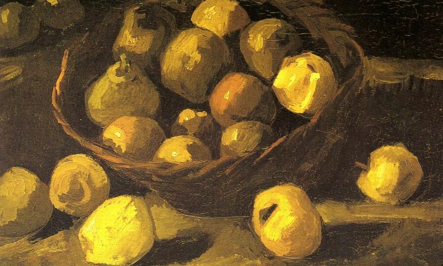 Van Gogh /18/  - Nuenen (11) - les natures mortes