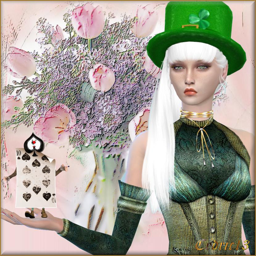 TS4 Sim: Reine Detrefle
