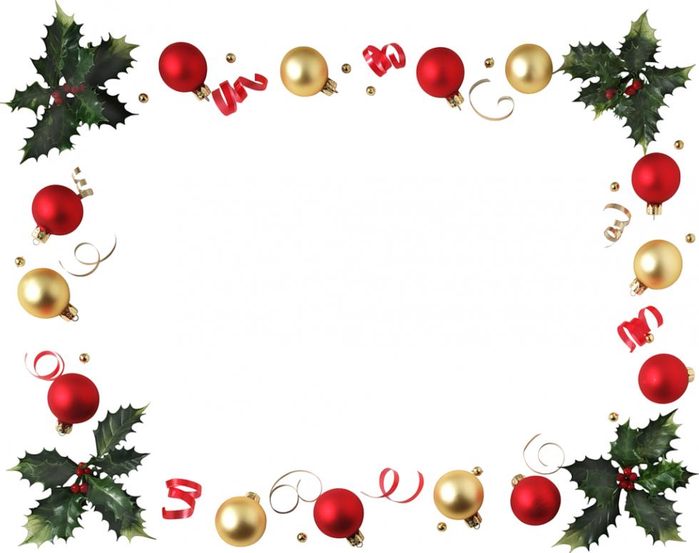 Клипарт для новогодней открытки