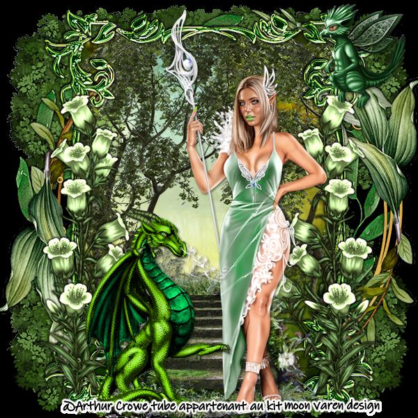240 la fille aux dragons