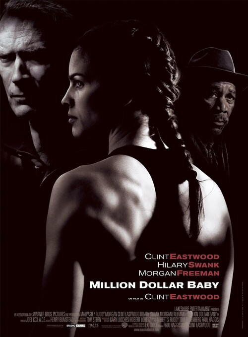 MILLION DOLLAR BABY - BOX OFFICE CLINT EASTWOOD 2005