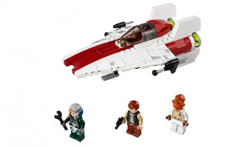 Les sorties Lego STAR WARS 2013 !!!