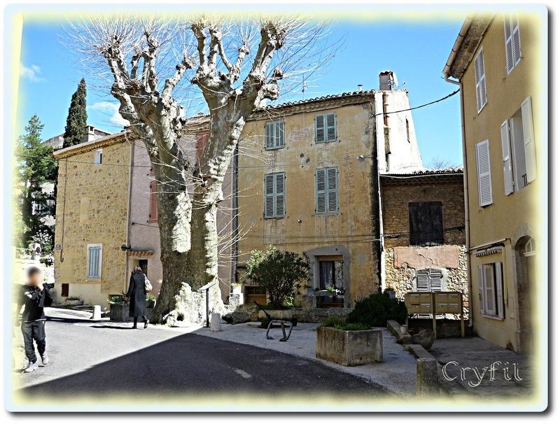 Joli petit village provençal