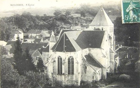 Famille Gérard, Molosmes.