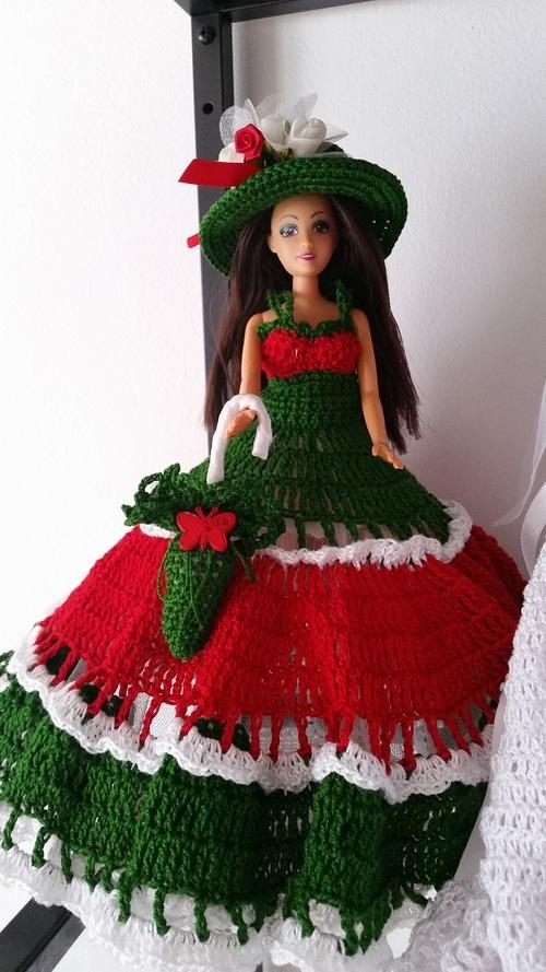 Une petite ombrelle pour barbie Doll