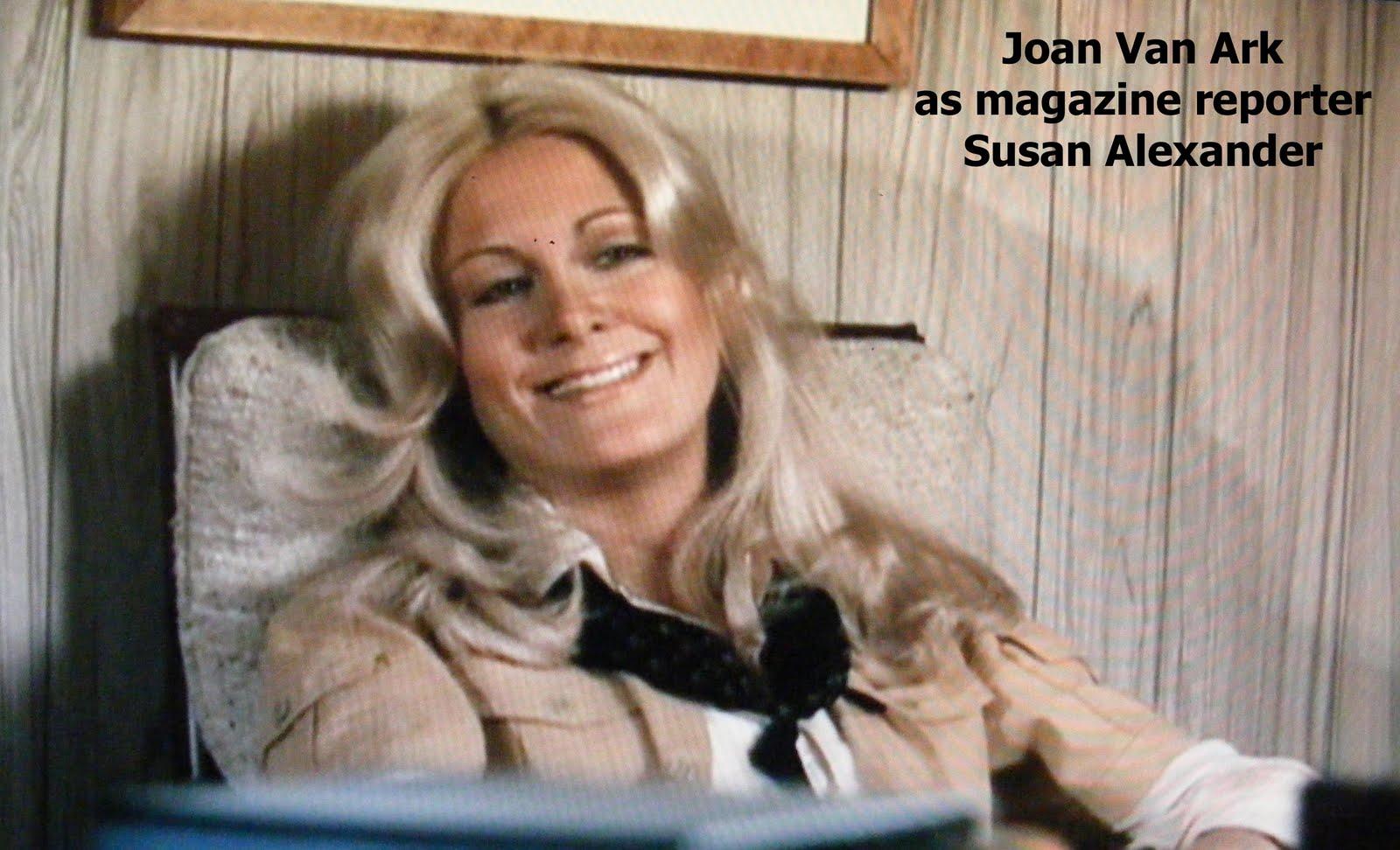 joan van ark husband
