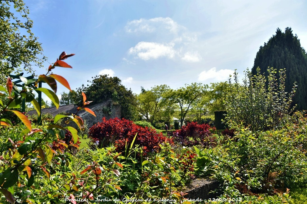 Jardin de Kilkenny - Irlande