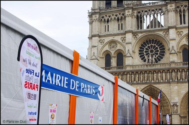 Comment enlaidir Paris...