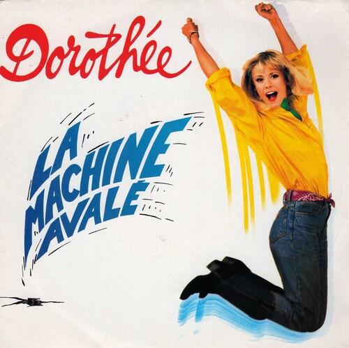 Dorothée - La Machine Avalé 01