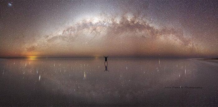 Elle A Décidé De Tout Plaquer Pour Photograhier -  Les Paysages Les Plus Reculés D'Australie -