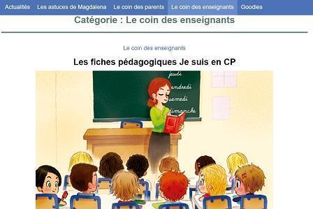 """Résultat de recherche d'images pour """"je suis en cp lancement blog"""""""