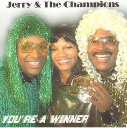 Jerry & The Champions - You're A Winner - Complete LP