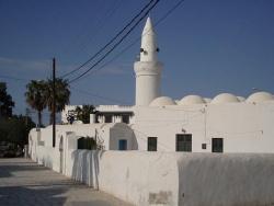 mosquée turc