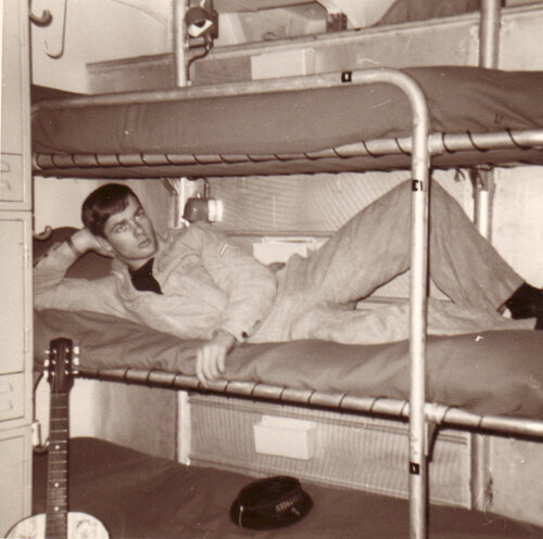 D'Estrées en 1968