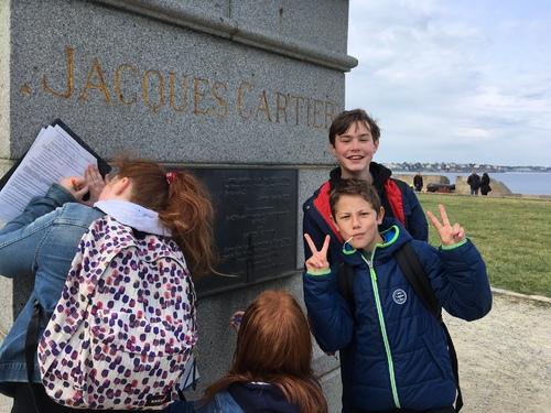 À la découverte de St Malo et de ses grands hommes