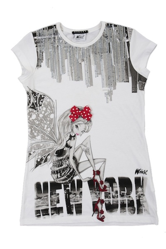 T-shirt Urban Fairy