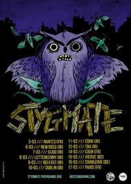 Stygmate - Tournée - Mars 2013