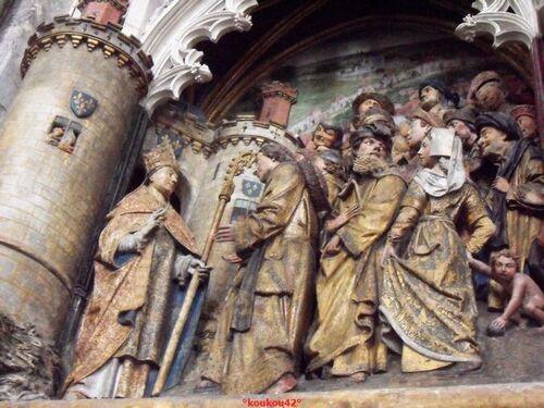 Echappée belle Amienoise. La cathédrale (4).