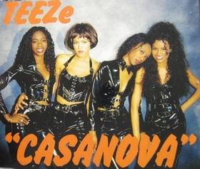 TEEZE - CASANOVA (CDS 1994)