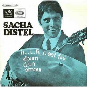 Sacha Distel, 1970