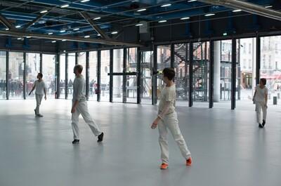 dance ballet beaubourg ballet