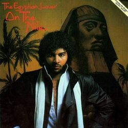 The Egyptian Lover - On The Nile - Complete LP