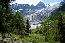 Bisse du Trient - Col de la Forclaz (Suisse)