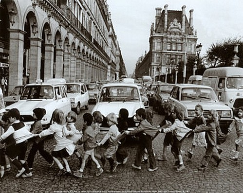 doisneau-robert-school-kids
